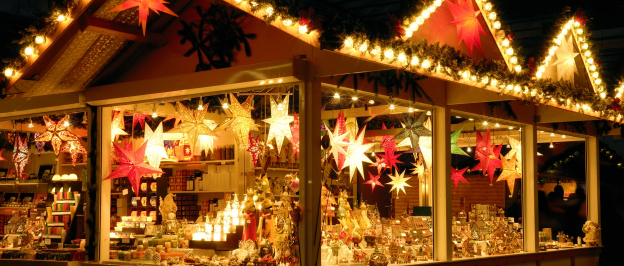 Marché de Noël Ligugé